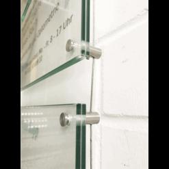 AirLine feszített tábla üveglapok