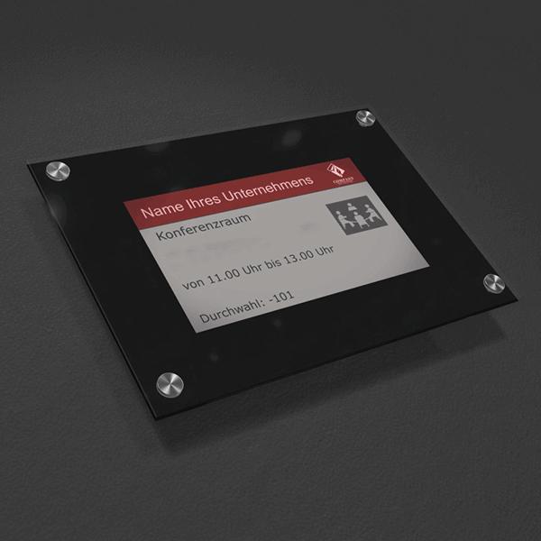 digitális ajtó tábla