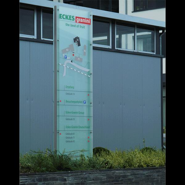 Eckes-Granini pilon