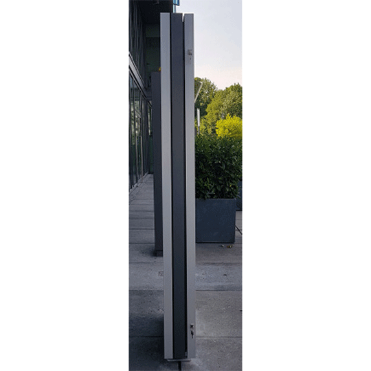 Kültéri digitális totemoszlop - MediaFix Tower Outdoor
