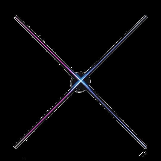 Holografikus kijelző - MediaFix HoloDisplay
