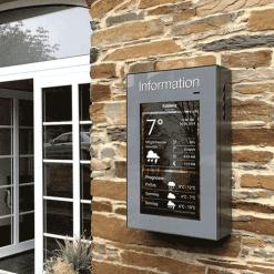 MediaFix Screen Outdoor - kültéri nagyméretű digitális tábla