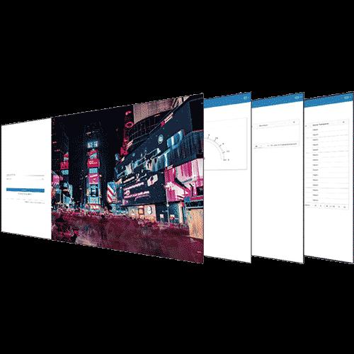 MediaFix Solution - vezérlő szoftver