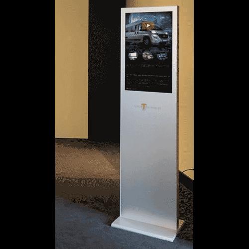 MediaFix Tower Indoor - beltéri digitális totemoszlop