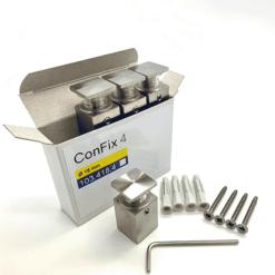 ConFix4 dobozos egységcsomag